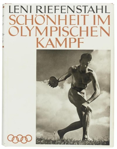 PHOTOBOOKS -- RIEFENSTAHL, Len